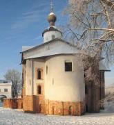 Великий Новгород. Параскевы Пятницы на Торгу, церковь
