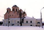 Собор Николая Чудотворца на Ярославовом дворище - Великий Новгород - г. Великий Новгород - Новгородская область