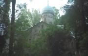Церковь Рождества Христова на Красном поле - Великий Новгород - г. Великий Новгород - Новгородская область
