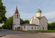 Великий Новгород. Феодора Стратилата на Ручью, церковь