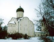 Церковь Феодора Стратилата на Ручью - Великий Новгород - г. Великий Новгород - Новгородская область