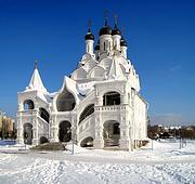 Московская область, Мытищинский район, г. Долгопрудный, Мытищи, Церковь Благовещения Пресвятой Богородицы в Тайнинском