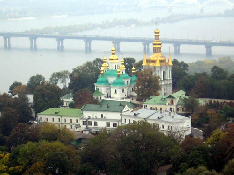 Успенская Киево-Печерская лавра, Киев