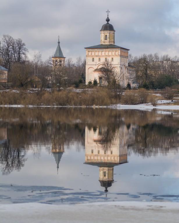 Церковь Успения Пресвятой Богородицы в Колмове, Великий Новгород