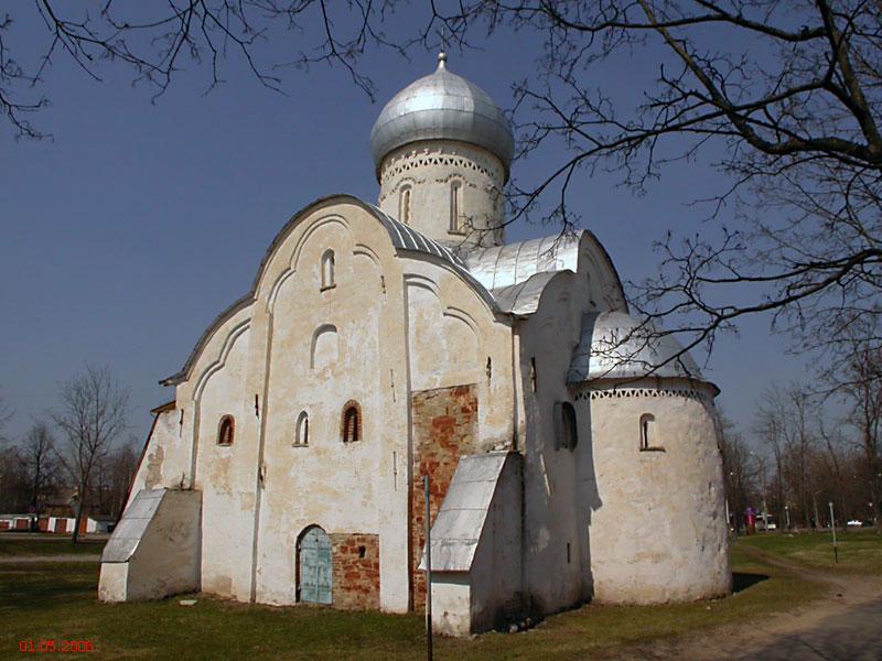 Церковь Власия на Волосовой улице, Великий Новгород