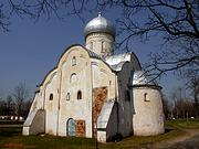 Церковь Власия на Волосовой улице - Великий Новгород - г. Великий Новгород - Новгородская область