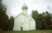 Церковь Двенадцати Апостолов на Пропастех - Великий Новгород - г. Великий Новгород - Новгородская область