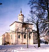 Антониев монастырь. Церковь Сретения Господня - Великий Новгород - г. Великий Новгород - Новгородская область