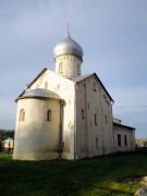 Церковь Иоанна Богослова на Витке (в Радоковицах) - Великий Новгород - г. Великий Новгород - Новгородская область