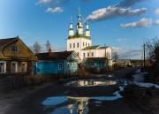 Тотьма. Троицы Живоначальной на Зелене, церковь
