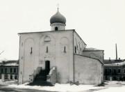 Церковь Успения Пресвятой Богородицы на Торгу - Великий Новгород - г. Великий Новгород - Новгородская область
