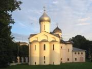 Великий Новгород. Прокопия, церковь