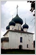 Собор Успения Пресвятой Богородицы - Белозерск - Белозерский район - Вологодская область