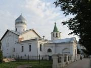 Великий Новгород. Димитрия Солунского, церковь