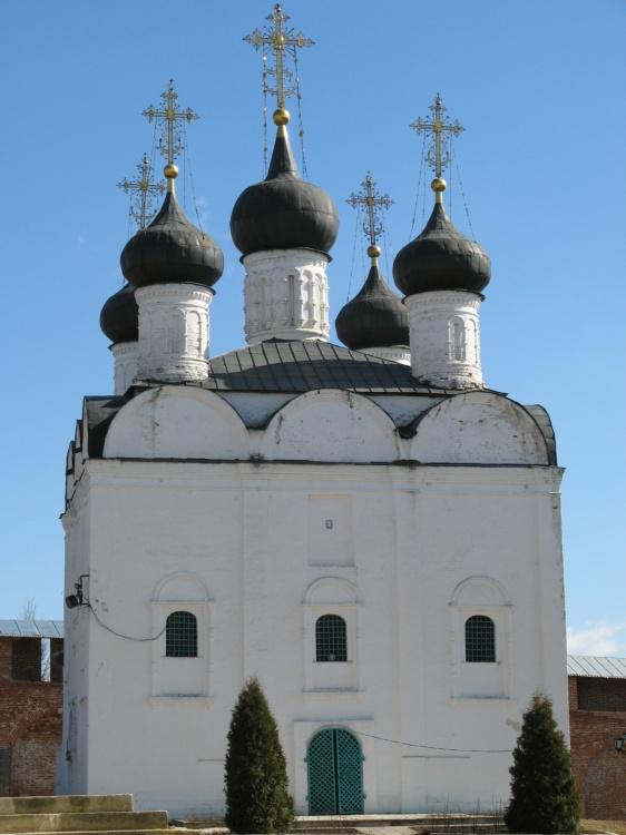 Собор Николая Чудотворца, Зарайск
