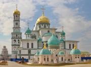 Новоиерусалимский монастырь-Истра-Истринский район-Московская область-Сергей Чернов