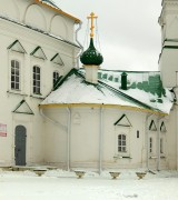 Кострома. Спаса Нерукотворного Образа в рядах, церковь