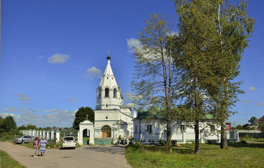 Кострома. Покровский собор.