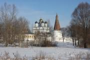 Успенский Иосифо-Волоцкий монастырь - Теряево - Волоколамский район - Московская область