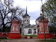 Церковь Иоанна Предтечи - Ярополец - Волоколамский район - Московская область