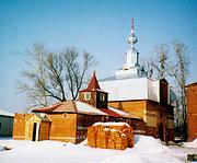 Церковь Вознесения Господня - Барановское - Воскресенский городской округ - Московская область