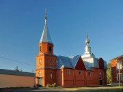 Церковь Вознесения Господня - Барановское - Воскресенский район - Московская область