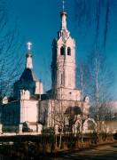 Цюрупы им., посёлок. Тихвинской иконы Божией Матери, церковь