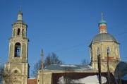 Виноградово (Алешино). Космы и Дамиана, церковь