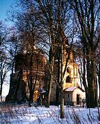 Церковь Покрова Пресвятой Богородицы - Губино ур. - Воскресенский район - Московская область