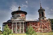 Церковь Илии Пророка (каменная) - Петровское - Воскресенский район - Московская область