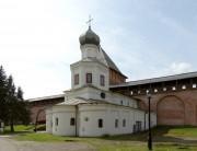 Великий Новгород. Покрова Пресвятой Богородицы, церковь