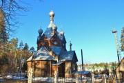 Церковь Николая Чудотворца - Ахуны - г. Пенза - Пензенская область