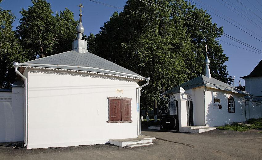 Феодоровский монастырь Переславль-Залесский фотографии