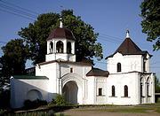 Феодоровский монастырь - Переславль-Залесский - Переславский район - Ярославская область