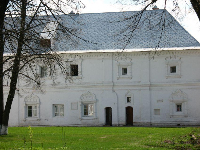 Свято-Троицкий Данилов монастырь Переславль-Залесский фотографии