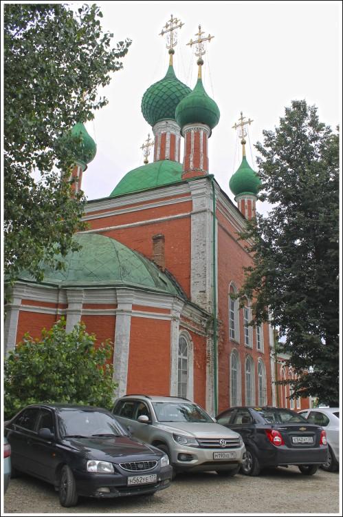 Богородицко-Сретенский Новодевичий монастырь. Церковь Александра Невского, Переславль-Залесский