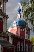 Переславль-Залесский. Покрова Пресвятой Богородицы, церковь