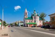 Церковь Симеона Столпника - Переславль-Залесский - Переславский район - Ярославская область