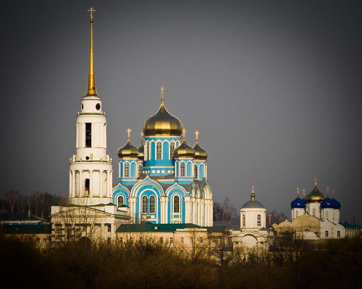 Задонский Рождество-Богородицкий мужской монастырь-Задонск-Задонский район-Липецкая область