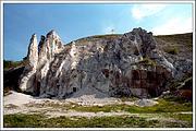 Успенский Дивногорский мужской монастырь - Дивногорье - Лискинский район - Воронежская область