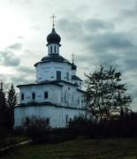 Церковь Смоленской иконы Божией Матери (Рождества Христова) - Бородино - Можайский район - Московская область