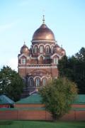 Спасо-Бородинский монастырь - Семёновское (Бородинского с/о) - Можайский район - Московская область