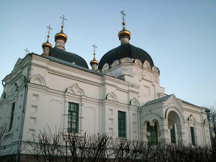 Собор Благовещения Пресвятой Богородицы, Гагарин