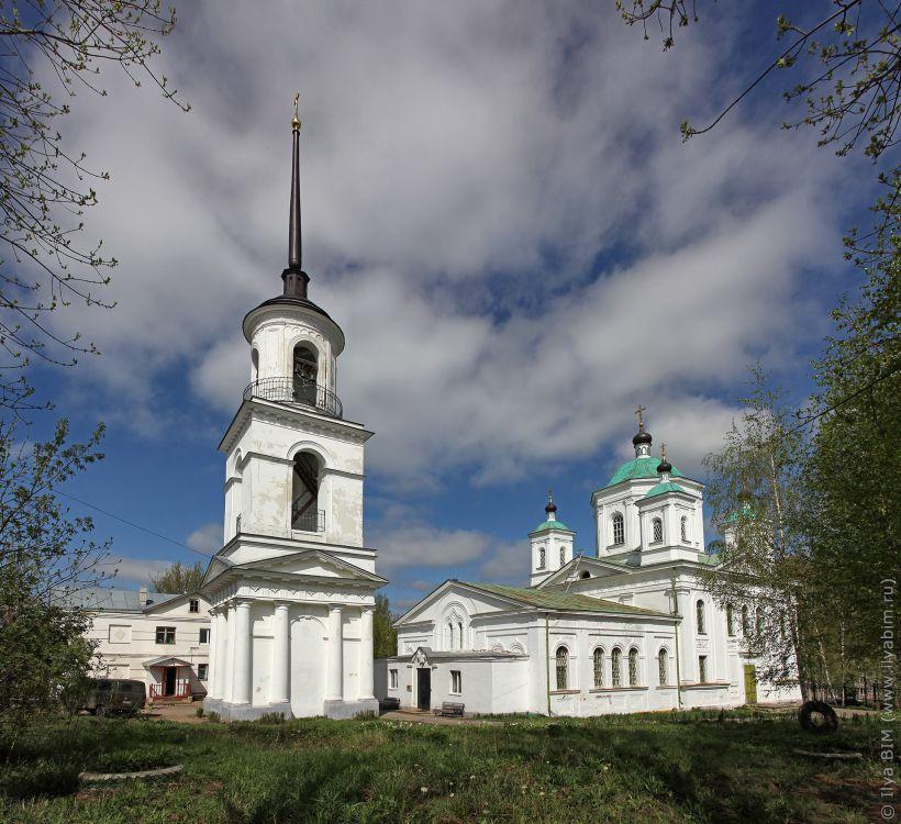 Кафедральный собор Вознесения Господня-Кашин-Кашинский городской округ-Тверская область