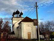 Церковь Входа Господня в Иерусалим - Кашин - Кашинский городской округ - Тверская область