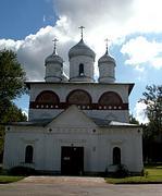 Церковь Троицы Живоначальной - Старая Русса - Старорусский район - Новгородская область