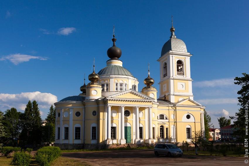 Достопримечательности Мышкина - города необычных музеев
