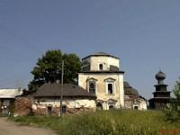 Церковь Покрова Пресвятой Богородицы - Белозерск - Белозерский район - Вологодская область