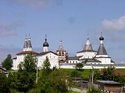 Ферапонтов монастырь - Ферапонтово - Кирилловский район - Вологодская область
