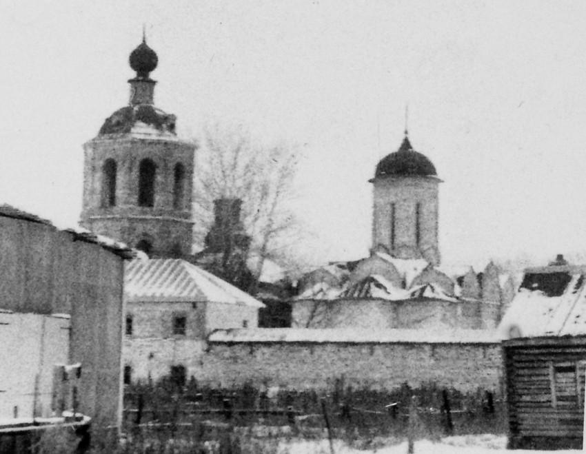 Николо-Пешношский монастырь, Луговой